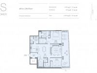 Oceana Key Biscayne Floor Plans