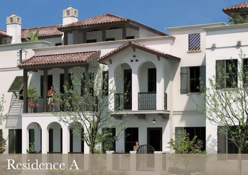 Townhomes at Downtown Doral
