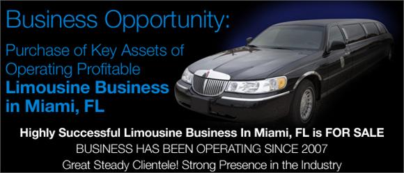 Limo Business for Sale