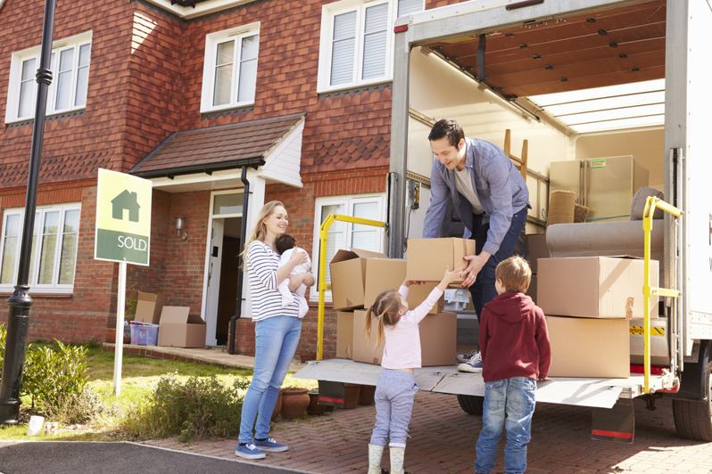 Moving Tips House Versus Apartment