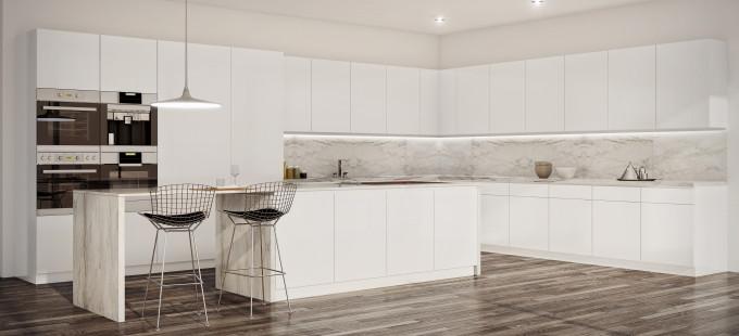 Oceana Bal Harbour - Kitchen
