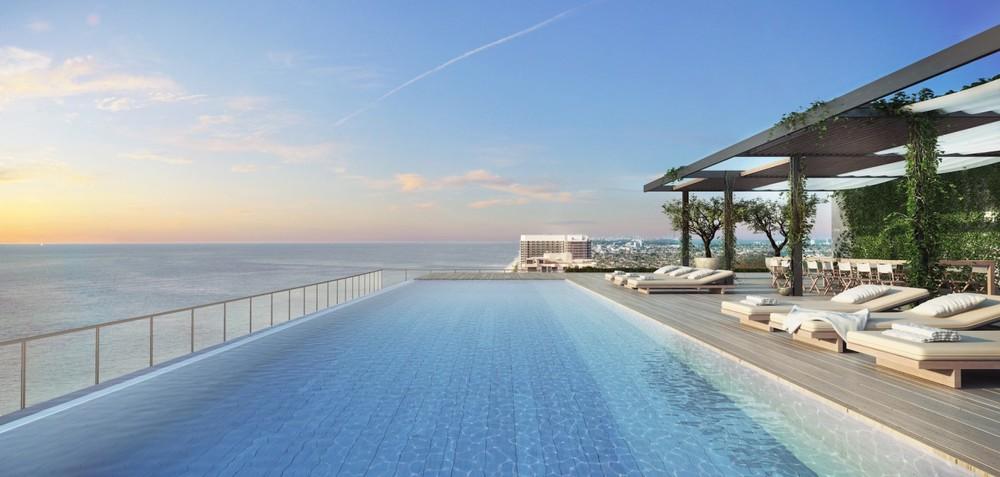 Oceana Bal Harbour - Penthouse pool