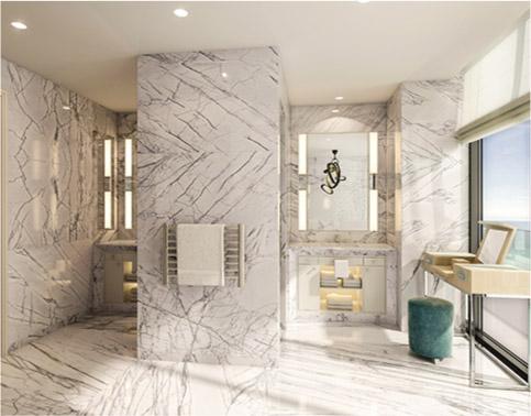 The Bath Club Estates - Tower