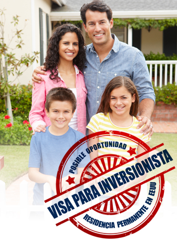 Visa Para Inversionista